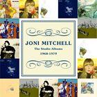 フォーク・カントリー, その他  JONI MITCHELL STUDIO ALBUMS 1968-1979 10CD