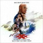[CD] ブライアン・タイラー&ロバート・ライデッカー(音楽)/オリジナル・サウンドトラック トリプルX:再起動