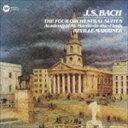 ネヴィル・マリナー(cond) / CLASSIC名盤 999 BEST & MORE 第1期::J.S.バッハ:管弦楽組曲(全曲) [CD]