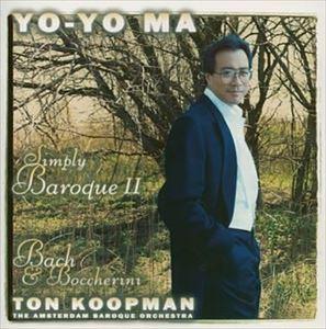 ヨーヨー・マ / ベストクラシック100 77: シンプリー・バロック II [CD]
