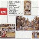 【21%OFF】[CD] ロジャー・ノリントン(cond)/EMI CLASSICS 決定盤 1300 221 ベートーヴェン: 交響曲第1番/第6番 田園