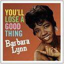 輸入盤 BARBARA LYNN / YOU'LL LOSE A GOOD THING [LP] - ぐるぐる王国DS 楽天市場店