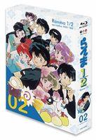 [Blu-ray] TVシリーズ らんま1/2 Blu-ray BOX【2】