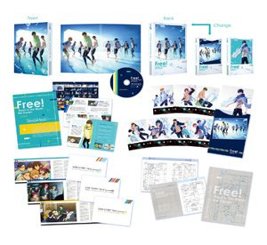 アニメ, その他 Free! -Road to the World - Blu-ray