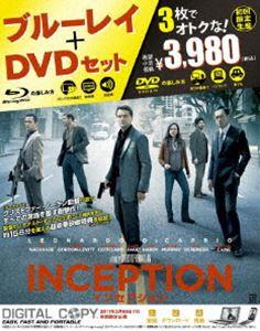 【25%OFF】[Blu-ray] インセプション ブルーレイ&DVDセット【初回限定生産】