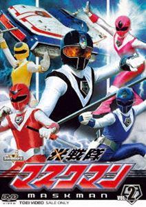 光戦隊マスクマン VOL.2 [DVD]