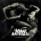 [CD]ANAAL NATHRAKH アナール・ナスラック/WHOLE OF THE LAW【輸入盤】