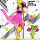 西野カナ / GO FOR IT!!(通常盤) [CD]