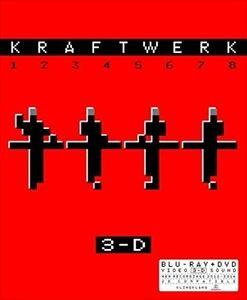 ミュージック, その他  KRAFTWERK 3-D THE CATALOGUE BLU-RAYDVD