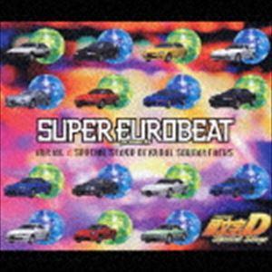 《送料無料》(オリジナル・サウンドトラック) SUPER EUROBEAT presents initial d special or...