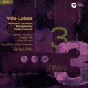 エンリケ・バティス(cond) / CLASSIC名盤 999 BEST & MORE 第2期:: ヴィラ=ロボス: ブラジル風バッハ (全9曲) 他 [CD]