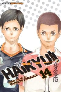 洋書, REFERENCE & LANGUAGE Haikyu!! Vol. 14!! 14