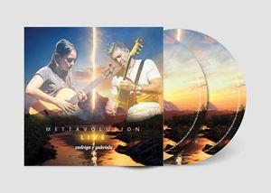 輸入盤 RODRIGO Y GABRIELA / METTAVOLUTION LIVE [2CD]