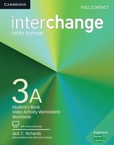 Interchange 5th Edition Level 3 Full Contact A with Online Self-Study
