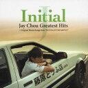 ジェイ・チョウ[周杰倫] / Initial J 〜 Jay Chou Greatest Hits + Original Theme Songs from 「INITIAL D THE MOVIE」(通常版) [CD]