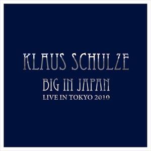 輸入盤 KLAUS SCHULZE / BIG IN JAPAN (AMERICAN EDITION) [3CD]