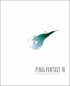 Blu-ray, その他 FINAL FANTASY VII ORIGINAL SOUNDTRACK REVIVAL DISC Blu-ray Disc Music