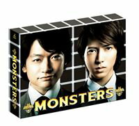 《送料無料》MONSTERS DVD-BOX(DVD) ◆20%OFF!
