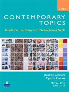 洋書, REFERENCE & LANGUAGE Contemporary Topics 1E Intro Student Book