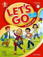 Let's Go 4th Edition Level 1 Student Book with Audio CD Pack