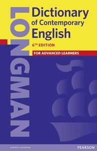 Longman Dictionary of Contemporary English 6th Edition Paperback