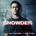 クレイグ・アームストロング&アダム・ピータース(音楽) / スノーデン(オリジナル・サウンドトラック) [CD]