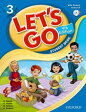 Let's Go 4th Edition Level 3 Student Book with Audio CD Pack