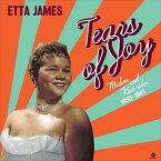 輸入盤 ETTA JAMES / TEARS OF JOY (MODERN & KENT SIDES 1956-1962) [2LP]