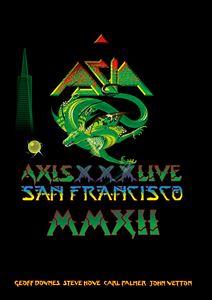 エイジア・ライヴ・イン・サンフランシスコ2012-ジョン・ウェットン カール・パーマー ジェフ・...
