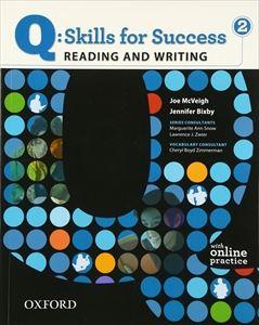 洋書, REFERENCE & LANGUAGE Q Skills for Success Reading and Writing Level 2 SB