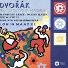 ロリン・マゼール(cond) / ドヴォルザーク:スラヴ舞曲集 作品46&72(全曲) [CD]