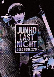 洋楽, ロック・ポップス JUNHO Solo Tour 2015LAST NIGHT DVD