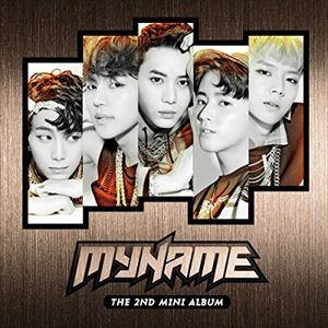 ロック・ポップス, その他  MYNAME 2ND MINI ALBUM MYNAME CD