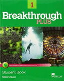 Breakthrough Plus 1 Student's Book + Digital Student Book Pack