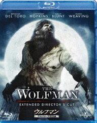 ウルフマン ブルーレイ&DVDセット(Blu-ray)