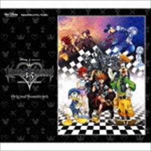 ゲームミュージック, その他 () KINGDOM HEARTS -HD 1.5 ReMIX- Original Soundtrack CD