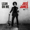 輸入盤 JOSE JAMES / LEAN ON ME [CD]