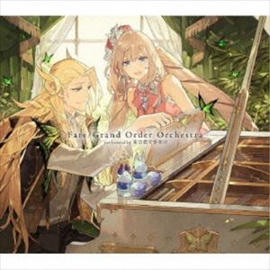 【CD】Fate/Grand Order / Fate/Grand Order Orchestra performed by 東京都交響楽団