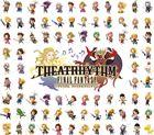 (ゲーム・ミュージック) THEATRHYTHM FINAL FANTASY Compilation album [CD]