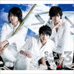 Sexy Zone / Sexy Power3(初回限定盤B/CD+DVD) [CD]