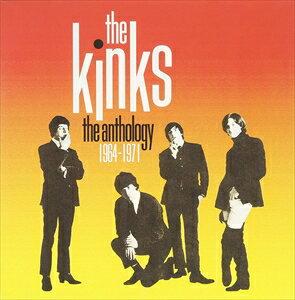 輸入盤 KINKS / ANTHOLOGY 1964-1971 (LTD) [5CD]
