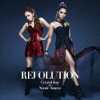 Crystal Kay feat.Namie Amuro/REVOLUTION