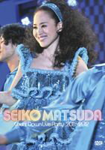 松田聖子/Seiko Matsuda COUNT DOWN LIVE PARTY 2011-2012(初回限定盤)(DVD)