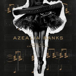 【SALEアイテム】【輸入盤】AZEALIA BANKS アジーリア?バンクス/BROKE WITH EXPENSIVE TASTE(CD)
