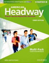 American Headway 3rd Edition Starter Multipack B with Online Skills and iChecker