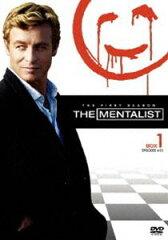 THE MENTALIST/メンタリスト〈ファースト・シーズン〉 コレクターズ・ボックス 1(DVD) ◆20%OFF!
