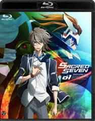 セイクリッドセブン Vol.01<豪華版>(初回限定生産)(BD) ◆20%OFF!