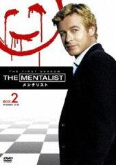 THE MENTALIST/メンタリスト〈ファースト・シーズン〉 コレクターズ・ボックス 2(DVD) ◆20%OFF!