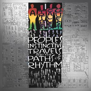 【輸入盤】TRIBE CALLED QUEST トライヴ・コールド・クエスト/PEOPLE'S INSTINCTIVE TRAVELS ...