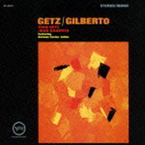 スタン・ゲッツ&ジョアン・ジルベルト(ts/g、vo)/ゲッツ/ジルベルト 〜50周年記念デラックス・エディション(SHM-CD)(CD)